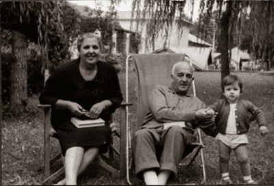 Abuelos Serra Camprodon