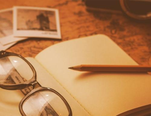Escribir mis memorias ¿Por dónde empiezo? Parte II