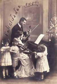 Biografía Familia Mariscal Vilagrasa