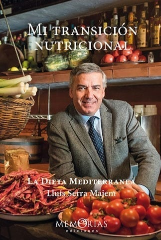 Biografía lluis Serra Majem - Mi transición nutricional