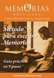Escribimos libros de memorias y biografías por encargo