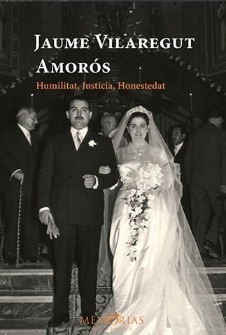 Libro de memorias de Jaume Vilaregut Amorós