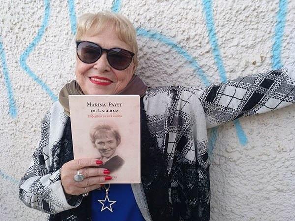 Libro de memorias de Marina Payet