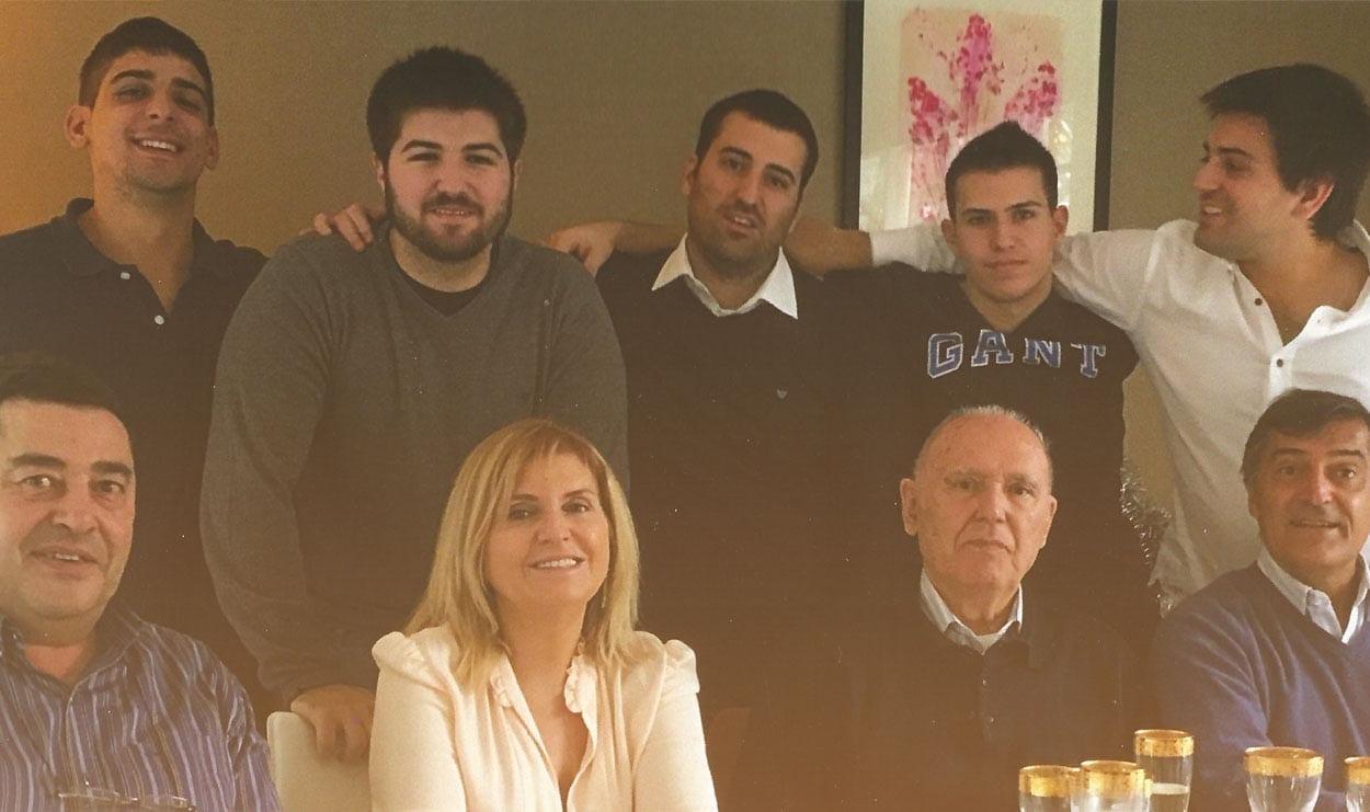 Familia de Jaume Vilaregut Amorós