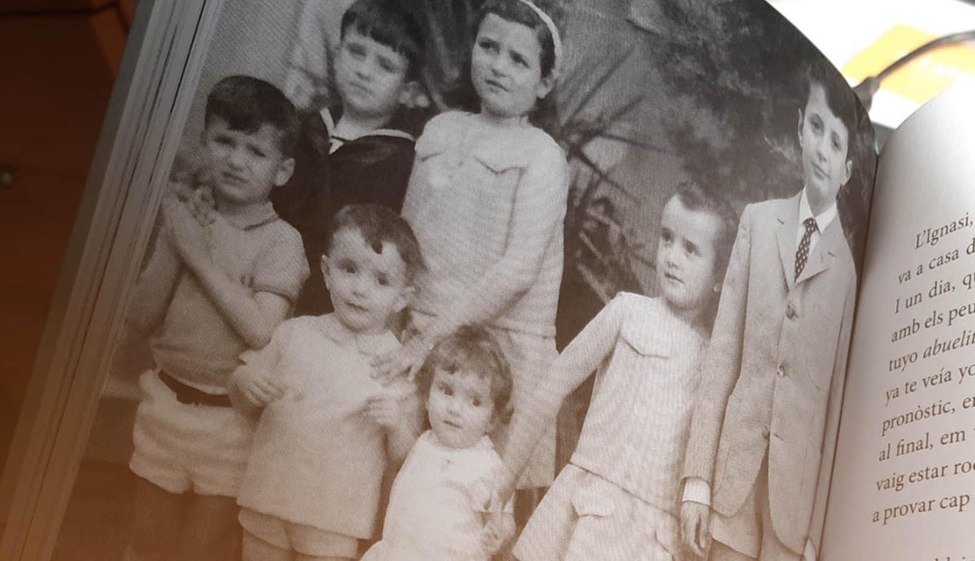Libro de Memorias de la Familia Llibre de Memòries de la Família Feliu Bohera