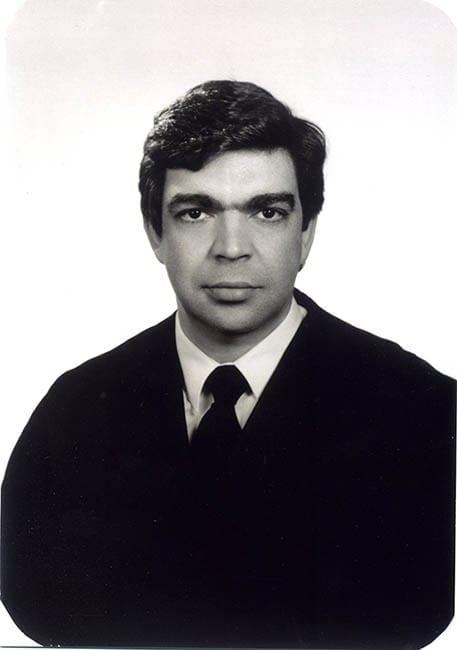 Javier Aranceta Toga académica