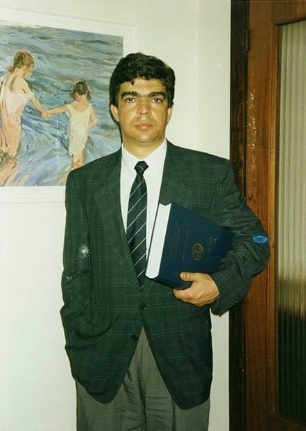 Javier Aranceta tesis 1988