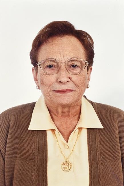 Fotos del libro de memorias de Mari Àngels Bofill Ramón