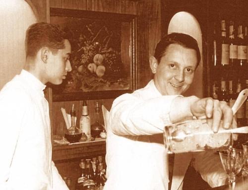 Memorias de un Barman de cabecera